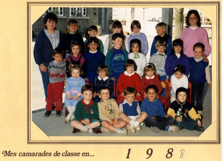 1988 maternelle
