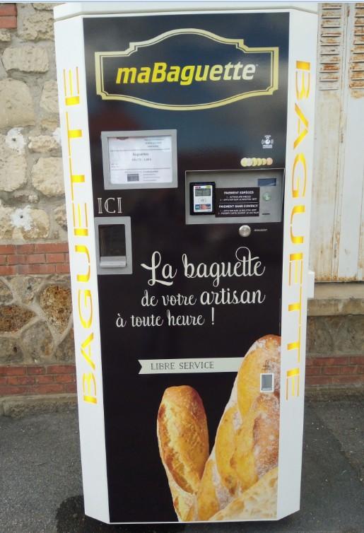 Distributeur pain