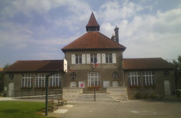 Facade mairie 2016