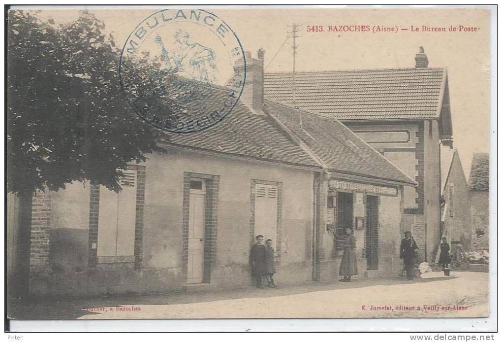 Le bureau de poste