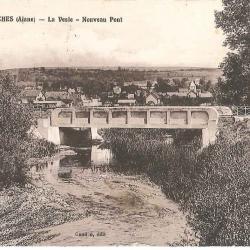 Le pont provisoire