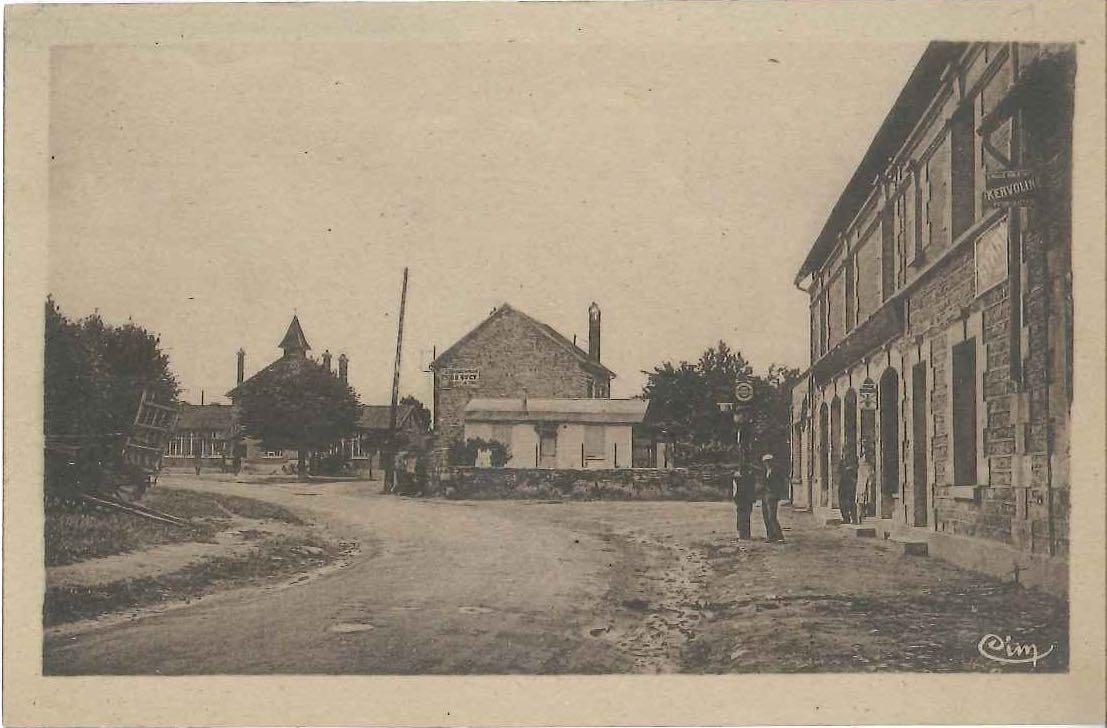 Rue Marie Curie