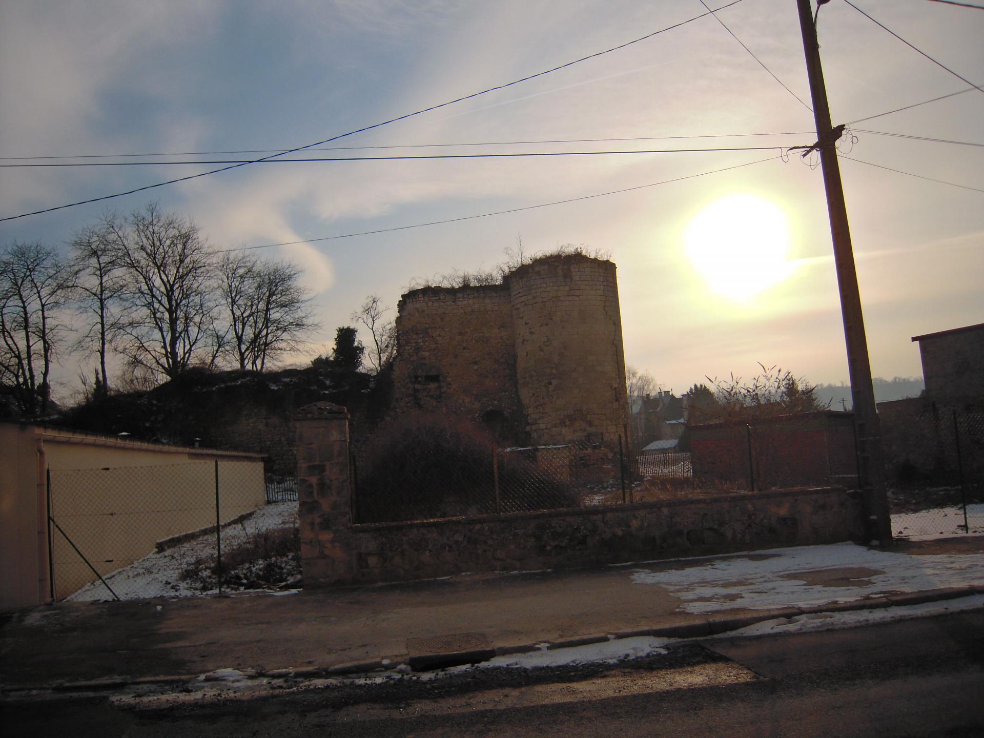Ruine du chateau
